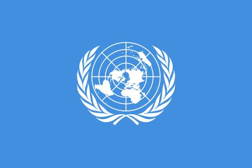 FN flag united nations